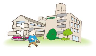 美祢市立病院・美祢市立美東病院の強み-